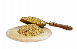 Hennenalleinmehl GVO frei mit Oregano 20 kg