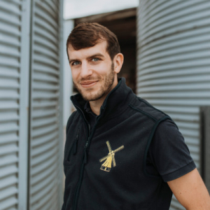 Projektmanager Jan Moritz Helms