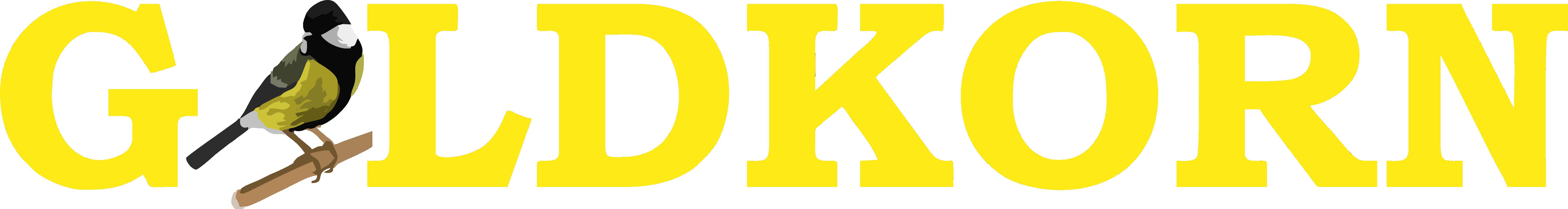 Logo Goldkorn Vogelfutter