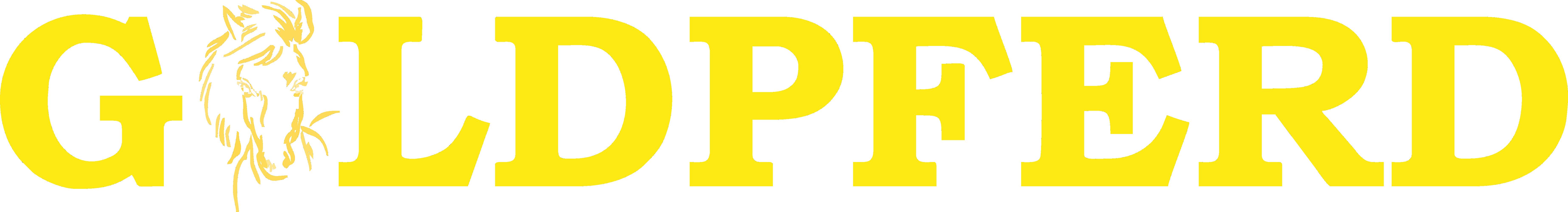 Logo Goldpferd Pferdefutter